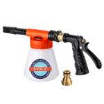New MATCC 900ML Foam Adjustable Car Wash Sprayer Foam Sprayer Tool