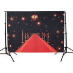 New 5x7FT Vinyl Hollywood Scenery Photography Backdrop Background Studio Prop