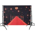 New 5x7FT Vinyl Hollywood Scenery Photography Backdrop Background Studio Prop