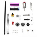 New Gearbox Upgrade Metal Replacement Accessories Kit For JINMING Gen9 M4A1 Water Gel Ball Blasting