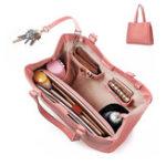 New Brenice Women Multi-pocket Weaving Casual Handbag