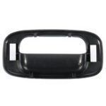 New Tail Gate Outside Tailgate Car Door Handle Bezel For Chevy Silverado GMC Sierra 99-07