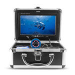 New Erchang 7inch LCD Screen 1000TVL Underwater HD Camera 12LEDs Lamp Visible Fish Finder 15M