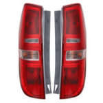 New Left/ Right Car Rear Tail Light w/ Lamp Wire Harness for Hyundai Iload Imax 2007-2016