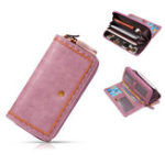 New Vintage Tassel Sewing Thread Multi-function Phone Wallet