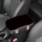 New Plush Car Middle Armrest Console Seat Comfortable Cover Pad Cushion Pillow Mat Universal