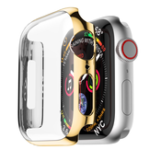 New Bakeey Plating Touch Screen Hard PC Watch Cover For Apple Watch Series 4 40mm/44mm