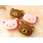 New Squishy Easily Bear Hand Pillow 10CM Wrist Pad Soft Toys Kawaii Expressions Christmas Gift
