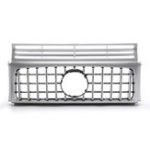 New Universal Style For AMG Mercedes W463 GTR Grille G Wagon 550 G500 G350 G55 G63 Front 1990-2017