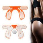 New KALOAD EMS Hip Trainer Buttocks Lifting Shaper Body Beauty Hip Stimulator Exercise Fitness Equipment