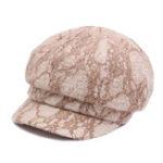 New Women's Winter Warm Elegant Painter Hat