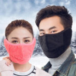 New Unisex Winter Outdoor Windproof Earmuffs Face Mouth Mask