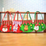 New Christmas Tree Candy Bag Storage Gift Bag Handbag