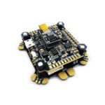 New FLYWOO F405 F4 Flight Controller Built In OSD 5V 9V BEC ICM20689 & Power Hub-LED Rev1 PDB WS2812 LED