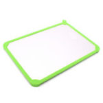 New Kitchen Green Defrosting Tray Thaw Frozen Food Plate Quick Time Safe Defrost Anti-bacteria