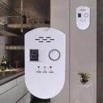 New Digital Combustible Gas Leak Alarm Sensor Detector Propane Butane Natural Gas Detector