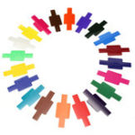 New Universal 20 Color Photographic Color Gels Filter Card Lighting Diffuser for Flash Light