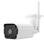 New 1080P HD Infrared H.265 WiFi IP Camera P2P Waterproof Outdoor Support Onvif Audio Card Video Record