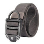 New 125cm ENNIU FA38-2 3.8cm Tactical Belt Nylon Adjustable Belts Zinc Alloy Buckle
