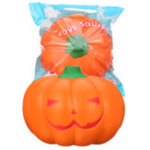 New Humongous Squishy Giant Pumpkin 20CM Vegetables Jumbo Toys Gift Collection With Packaging