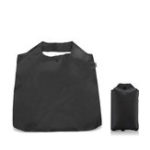 New Large Shopping Bag Green Bag Nylon Folding Tote Bag Thickening Portable