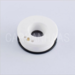 New Laser Ceramic Body 28mm Fiber Laser Cutting Machine Head Nozzle Holder Ceramic Ring Parts