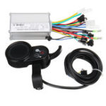New Control unit 24V-48V 250W for Scooter E-Bike Brushless Motor Controller with LCD