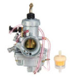 New 33mm Motorcycle Racing Carburetor With Filter For Suzuki Quadrunner 250 LT250EF