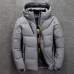 New Mens Winter Windproof Waterproof Thick Warm Down Jacket