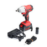 New 8800mah Cordless Electric Impact Wrench LED Light 320Nm Torque Impact Wrench Li-Ion Battery