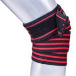 New KALOAD 1.8m Elastic Bandage Knee Pad Fitness Exercise Wrist Guards Sports Bandage Protection Gear