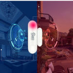 New Z-Wave Technology Door Window Detect Sensor EU 868.4MHz Smart Home Auto System