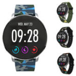 "New XANES® SN11 1.3"" IPS Color Screen IP68 Waterproof Smart Watch Heart Rate Monitor Pedometer Fitness Exercise Bracelet"