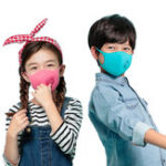 New Xiaomi 3 Pcs Air Mask Children Anti-Pollution Anti-haze Dustproof Face Mask Outdoor Cycling Sport Breathable Mask