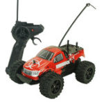 New Zingo Racing REDROCK 1/24 27MHZ 15km/h RWD Rc Car Monster Off-road Truck Without Battery Toy