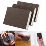 New Fashion Durable Magic Emery Nano Sponge Washing Brush Eraser Kitchen Rust Pot Stain Cleaning Brushes