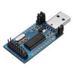 New CH341A USB To UART IIC SPI TTL ISP EPP/MEM Parallel Port Converter Module Onboard Operating Indicator Lamp