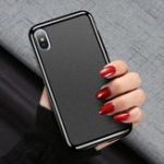 New Kisscase Shockproof Soft TPU Protective Case For iPhone XS Max