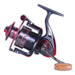 New ZANLURE XY3000-5000 5.2/4.9:1 11+1BB Fishing Reel Hand Orientation Exchangable Spinning Wheel
