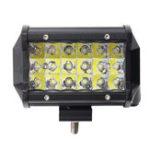 New 5Inch 36W LED Work Light Bar Spot Beam IP67 DC10-30V Super White for Jeep Pff Road Truck