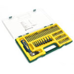 New 58 in 1 Motor Screwdriver Repair Kit Interchangeable Precise Manual Tool Set