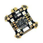 New FLYWOO Power Hub-LED REV1 PDB Built In 5V 9V 2A BEC WS2812 LED 3-8S For FPV Racing RC Drone