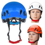 New 58-62 cm EPS Rock Climbing Safety Helmet Scaffolding Construction Rescue Security Hat Protection