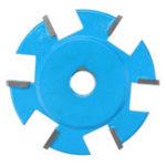 New H16 Power Wood Polishing Carving Disc Hexagonal Shovel Blade For 100mm Angle Grinder