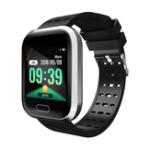 New Bakeey M16 Big Screen Heart Rate Blood Pressure Message Caller Display Multi-sport Sport Smart Watch