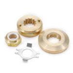 New Propeller Hardware Kits Thrust Washer Lock Tab Nut for Mercury 25-70HP 302570