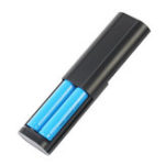 New HL02 2-in-1 Multifunction 2 Slots Smart 18650 Battery Charger Portable Power Bank Charger