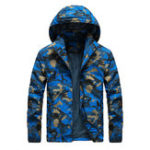 New Tactical Camo Outdoor Waterproof Windproof Soft Shell Jacket