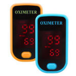 New Portable Finger Tip Pulse Oximeter Blood Oxygen Meter SpO2 Heart Rate Monitor