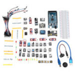 New DIY Mega 2560 R3 HC-SR04 Development Board 37 in 1 Sensor Kit For Arduino